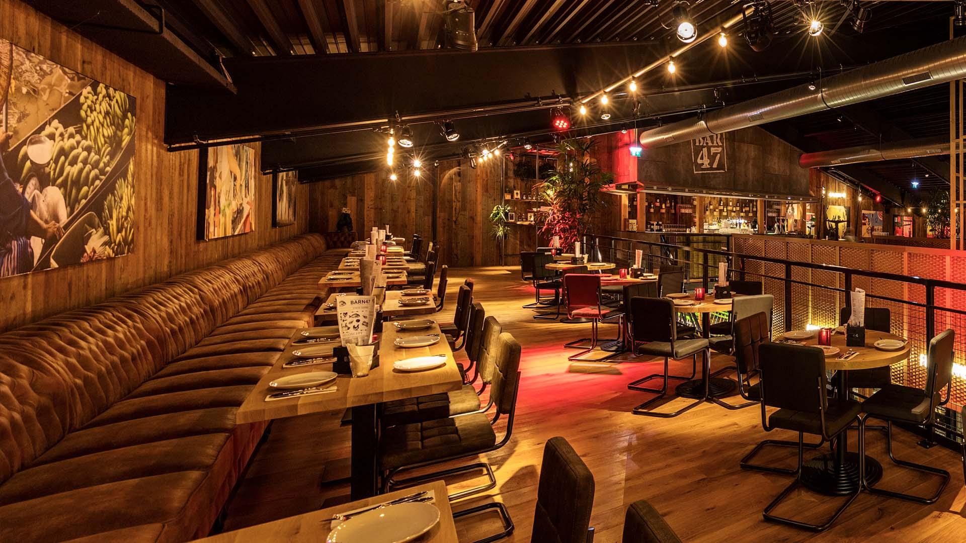 Zakelijk dineren Den Haag / Westland