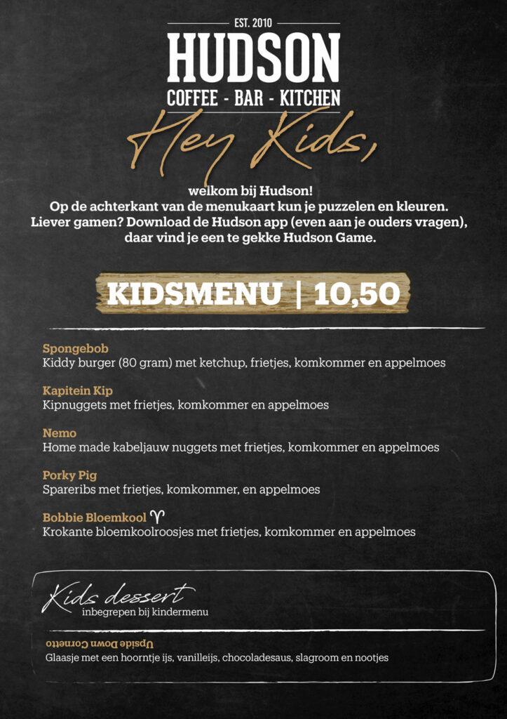 Diner Hudson Den Haag